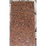 Гранитная плита полированная Емельяновское месторождение