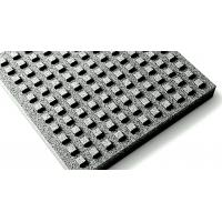 Тактильная гранитная плитка (квадратный риф)